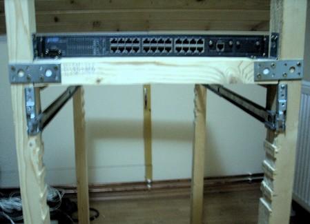 Adi Roiban - DIY 19 Inch Rack from Wood
